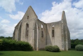 1. Eglise Saint-Lubin (1)